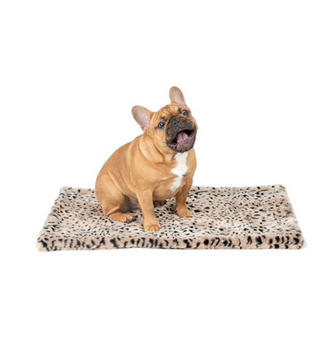 Pampered Pet Throw pet bed plush bed fancy pet boujie pet bed