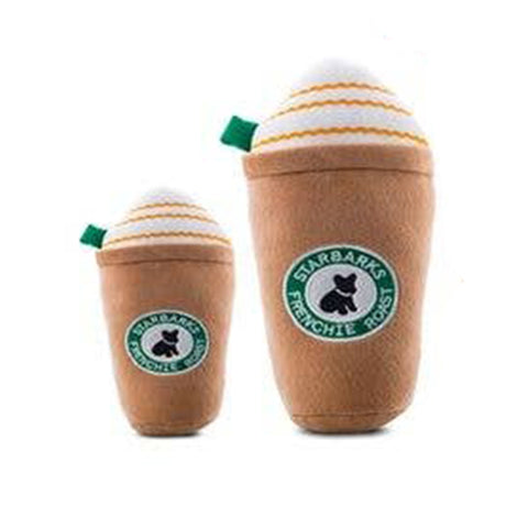 Haute Diggity Dog Starbarks Frenchie Roast W/ Straw