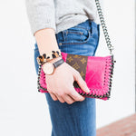 The Kelly Upcycled - Hot Pink