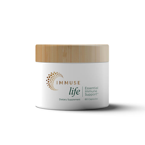 IMMUSE Life Essential Immune Support Supplement - Monthly Subscription