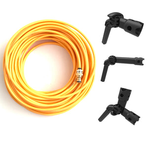 WATER FED POLE HOSE KIT 15M