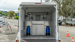 Custom Purewash Portable Van/Ute/Trailer Mount Systems