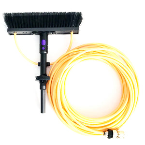Water Fed Pole Brush Kit