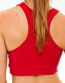 Full Bust Razorback Sports Bra
