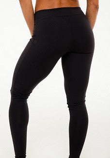 Ankle-Length Performance Yoga Pants