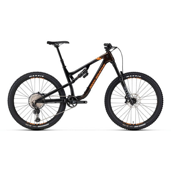 Altitude Carbon 50 (Black / Brown / Orange)