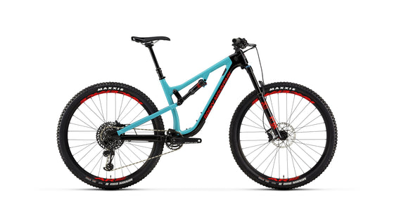 Instinct Carbon 50 (Black / Blue / Red)