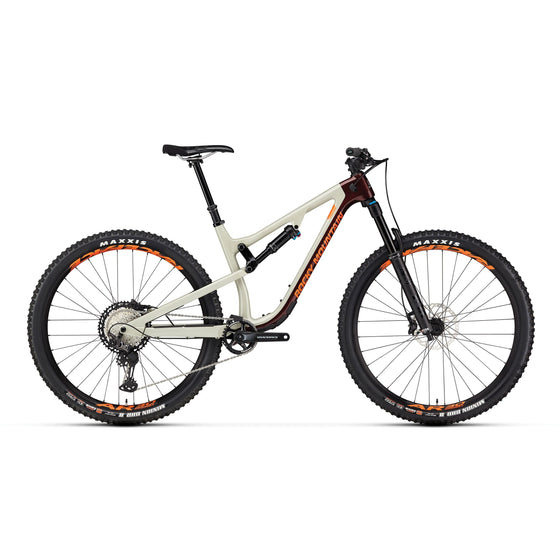Instinct Carbon 70 (Grey / Red / Orange)
