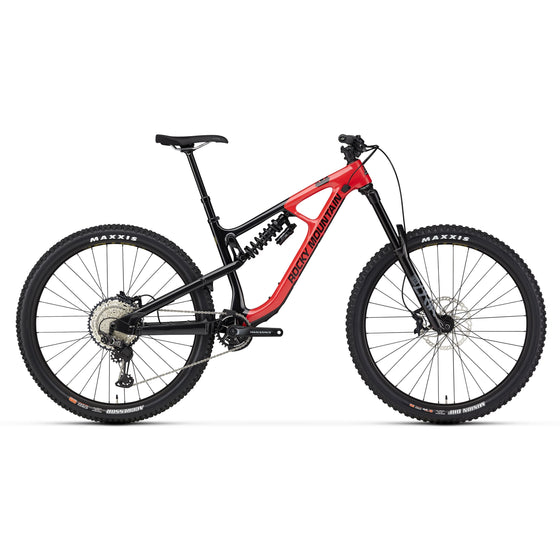 Slayer Carbon 50 29 Inch (Black / Red / Brass)