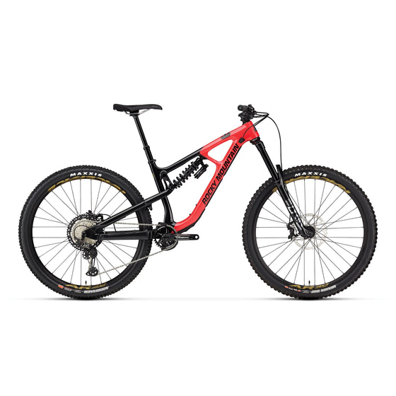 Slayer Carbon 70 29 Inch (Black / Red / Brass)