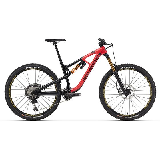 Slayer Carbon 90 29 Inch (Black / Red / Brass)