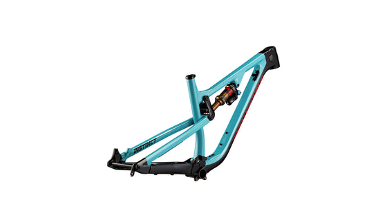 Instinct Carbon BC Edition Frameset (Black / Blue / Red)