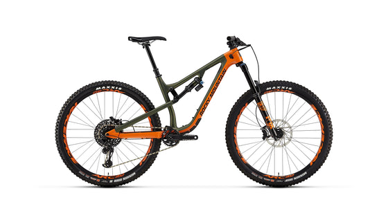 Instinct Carbon 90 BC Edition (Orange / Green / Black)