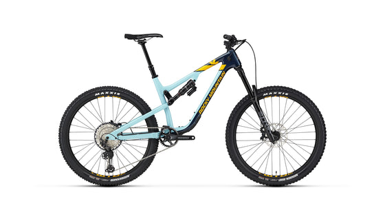 Altitude Carbon 50 (Blue / Orange)