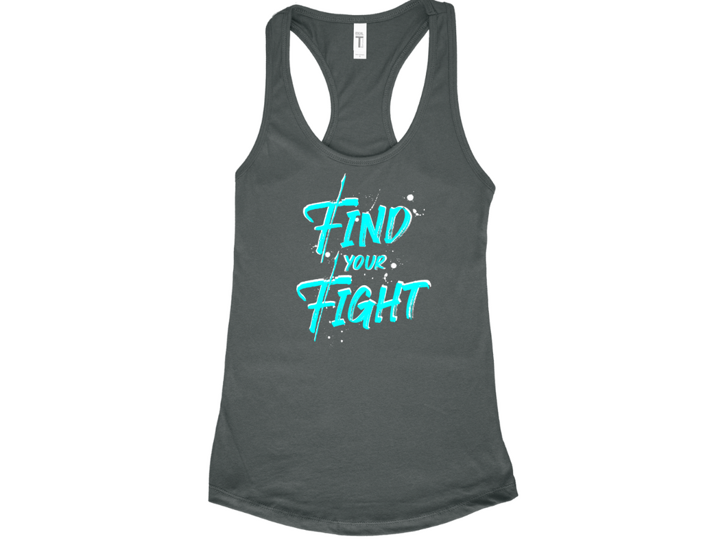 Find Your Fight Tank