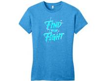 Load image into Gallery viewer, Find Your Fight T-Shirt