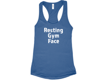 Load image into Gallery viewer, Resting Gym Face Tank