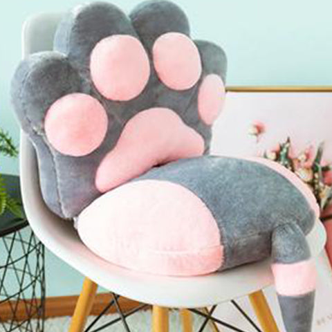 Kawaii  paw cushion