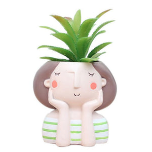Kawaii Flower Pot