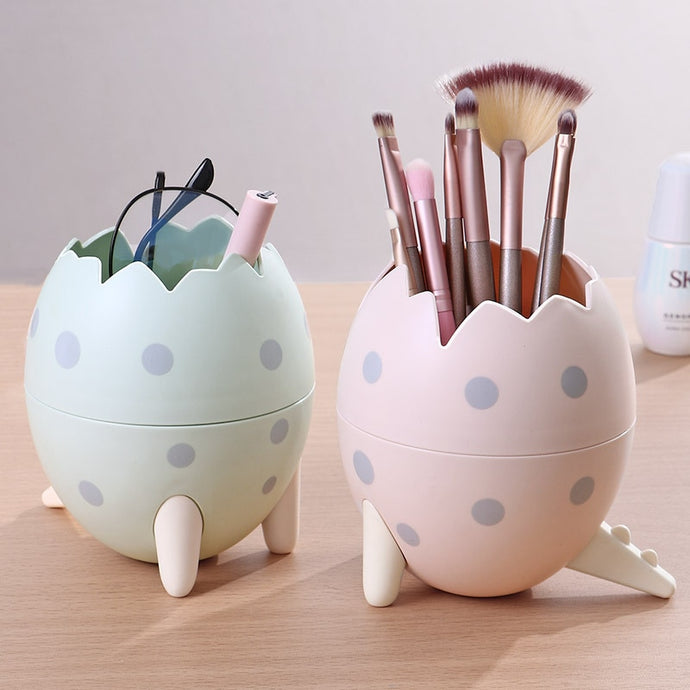 Kawaii Dinosaur Egg Shape Multipurpose Holder