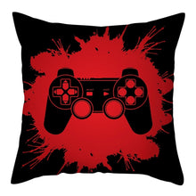 Load image into Gallery viewer, Kawaii Gamer Print Cushion