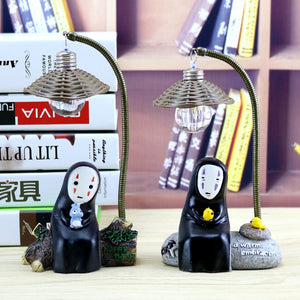 Kawaii Faceless Man Led Night Light