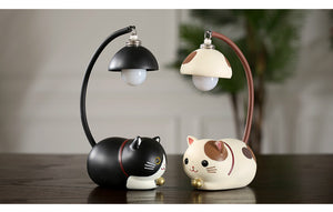 Kawaii Cat Table Lights