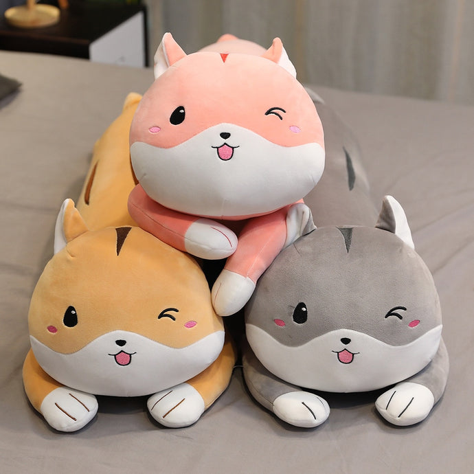 Kawaii Long Pillow Plush