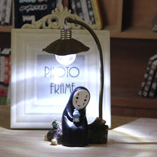 Load image into Gallery viewer, Kawaii Faceless Man Led Night Light