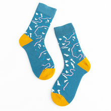 Load image into Gallery viewer, Kawaii Painting Style Women's Sock
