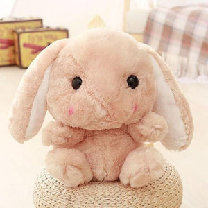 Bunny Plush Backpack