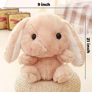 Kawaii Bunny Plush Backpack