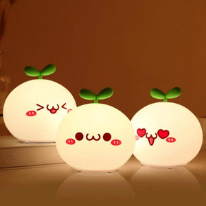 Little Radish Night Light