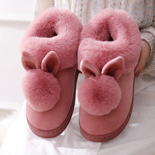 Load image into Gallery viewer, Kawaii Fluffy Slippers
