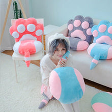 Load image into Gallery viewer, Kawaii Cat Paw Cushion (Pair)