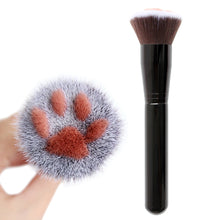 Load image into Gallery viewer, Kawaii Paw Makeup Brush