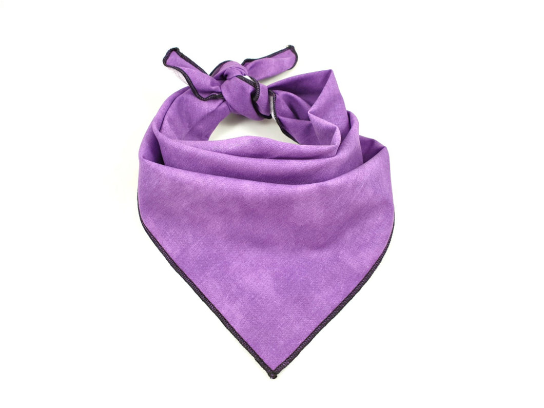 Bandana 'Deep Purple'