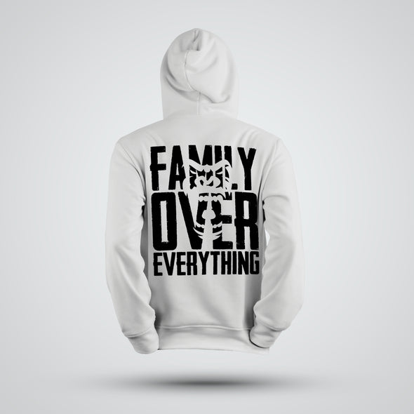 FAMILY OVER EVERYTHING PERFORMANCE HOODIE