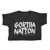 Gorilla Nation Crop Top
