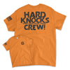 Official Hard Knocks Crew Tee