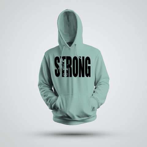 STRONG MINT HOODIE