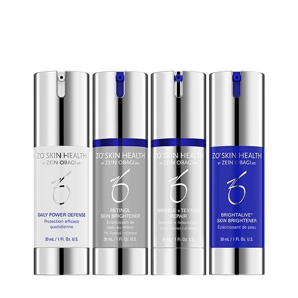 ZO Skin Brightening Program Texture Kit