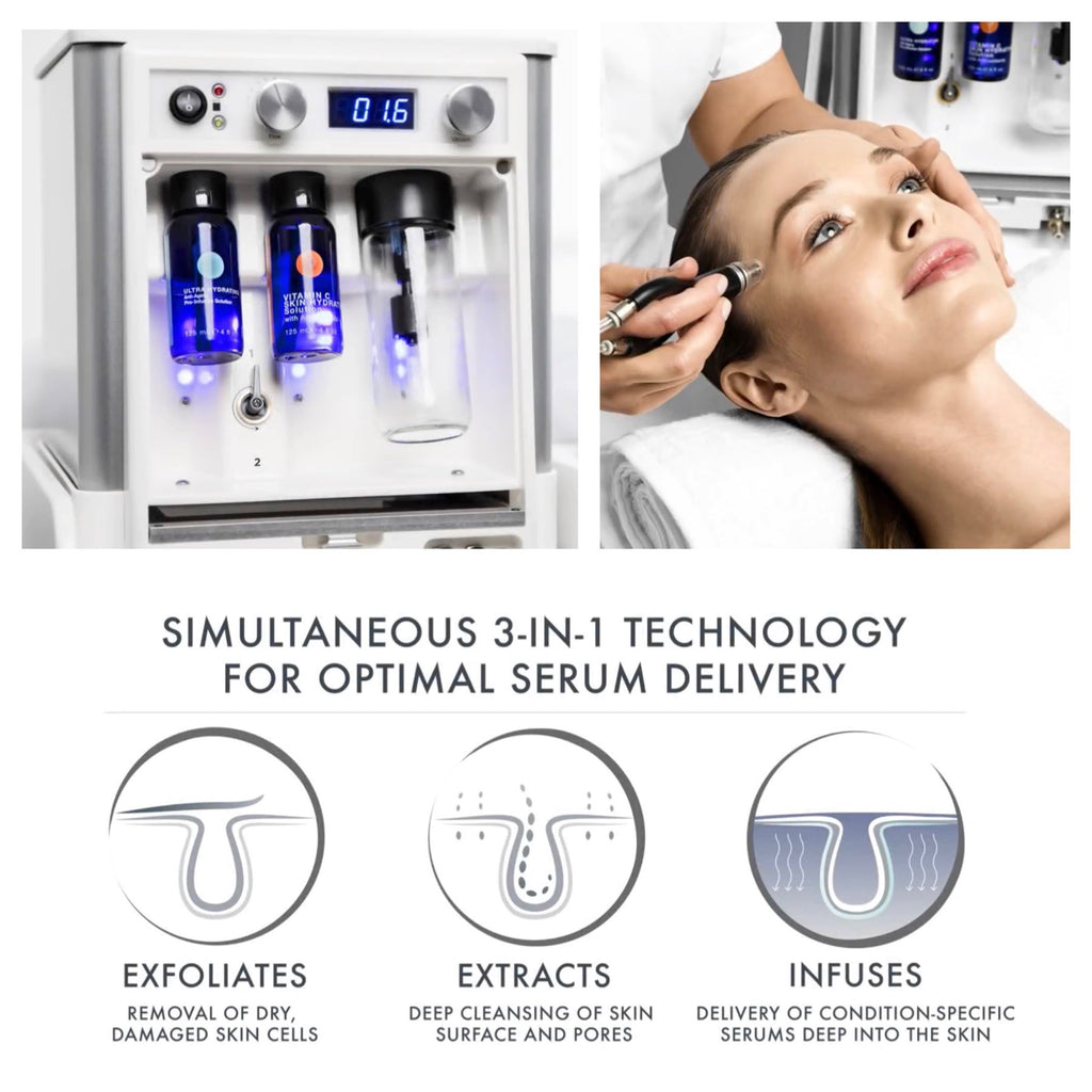 DiamondGlow™ Next - Level in the Medical-grade Facial
