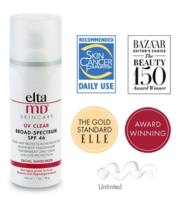 EltaMD® UV Clear SPF 46