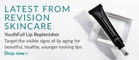"""youthful lip replenisher to target signs of lip aging"""