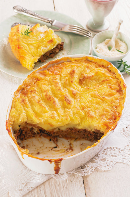 Shepherds Plant Based Pie