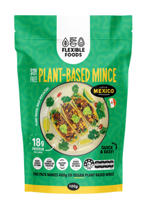 Plant Based Mince - A Taste of Mexico