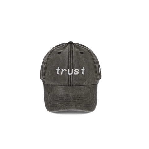Glitch Trust Dad Hat