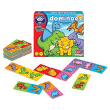 Dinosaur Dominoes (Dinozor Domino)