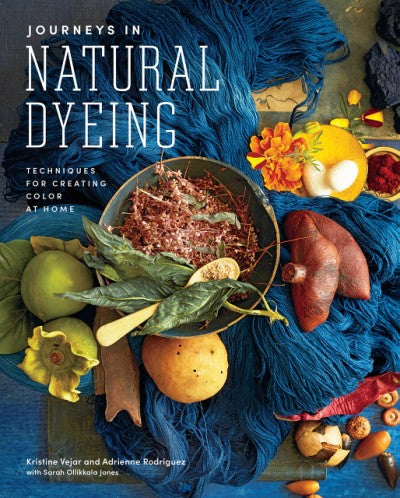 Journeys in Natural Dyeing BOOK